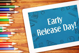 SCHOOL IMPROVEMENT DAY - EARLY DISMISSAL