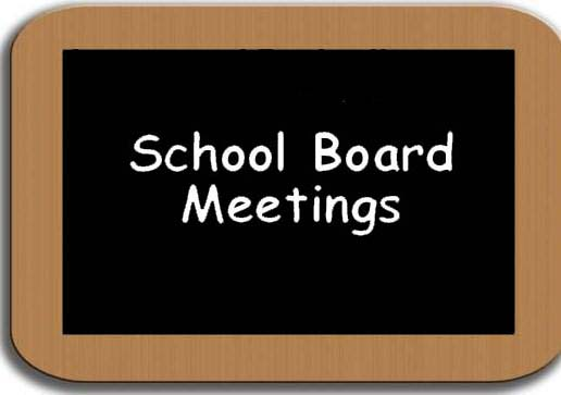 SCHOOL BOARD MEETING (VIRTUAL OR IN-PERSON)